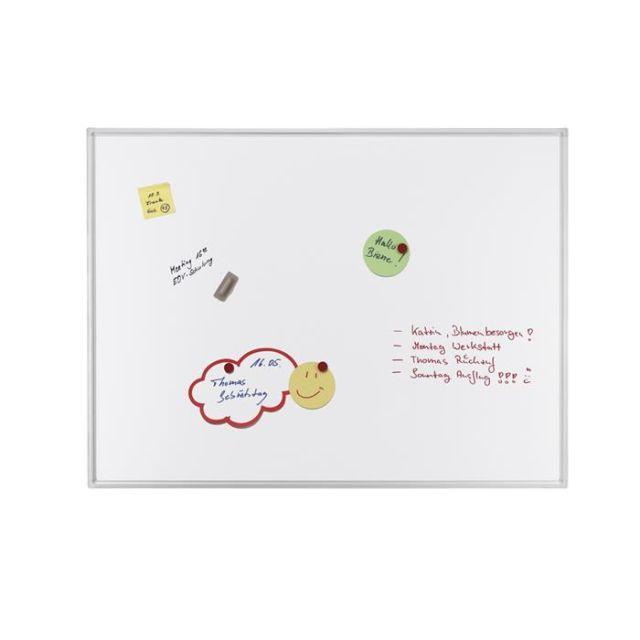 Tabla magnetica Franken,rama al,90x120cm