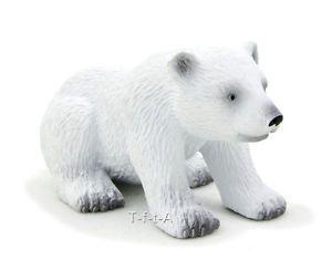 Figurina Mojo,Urs polar pui