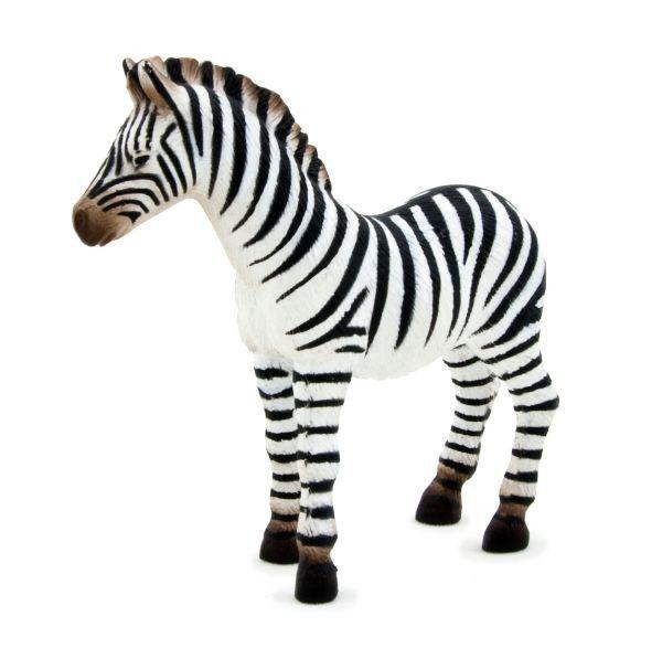 Figurina Mojo,Pui de zebra