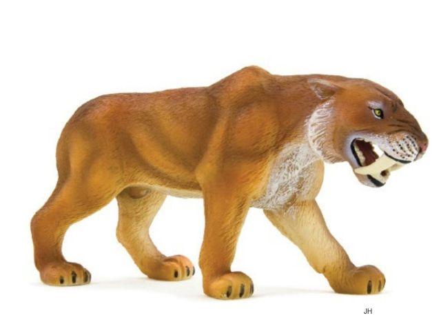 Figurina Mojo,Smilodon