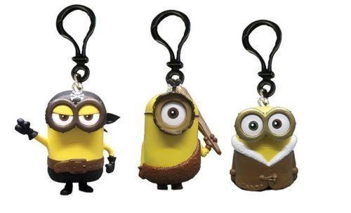 Random Minions Keychains Assortment