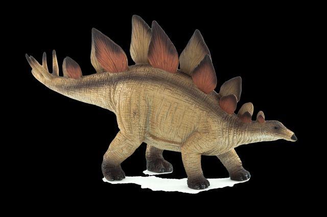 Figurina Mojo,Stegosaurus