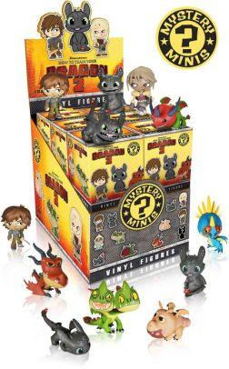 Random How to Train Your Dragon Mystery Mini Figures 6 cm