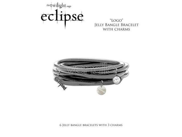 Twilight Eclipse Bracelet Logo