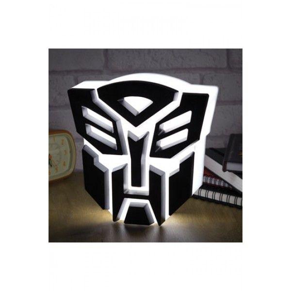 Transformers Light Autobot