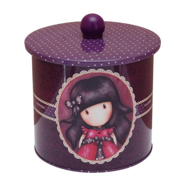 Cutie metalica,pt biscuiti,Ladybird