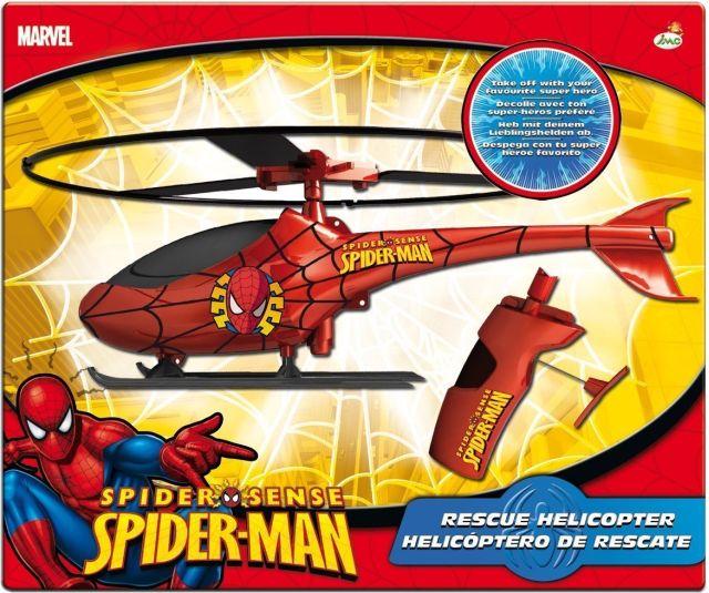 Elicopter cu lansator,Spiderman