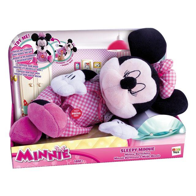 Plus Minnie,somnoroasa