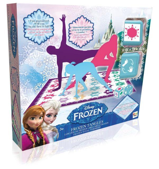 Joc Frozen,Tangles