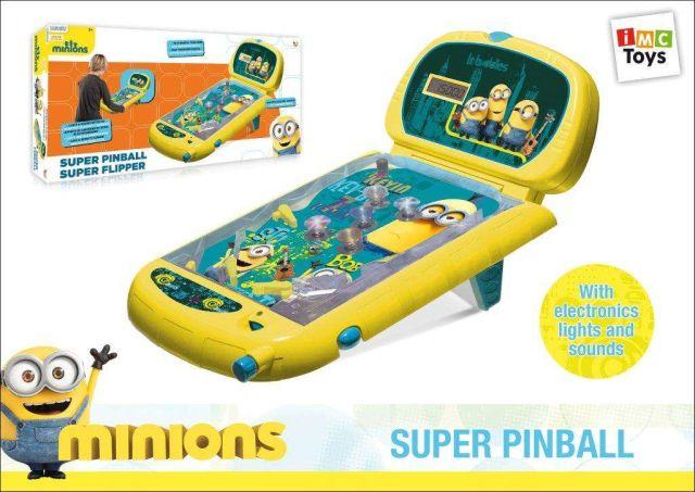 joc pinball,Minions
