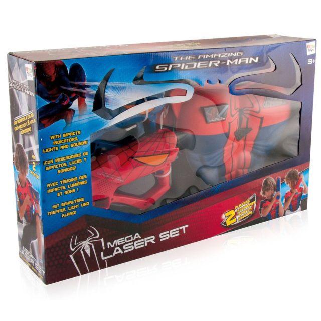 Set lupta,Spiderman,arma,vesta