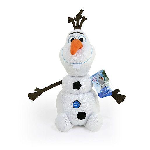 Plus Frozen,Olaf,cu sunete