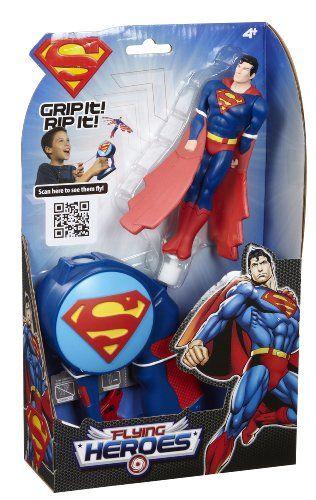 Figurina zburatoare,erou,Superman
