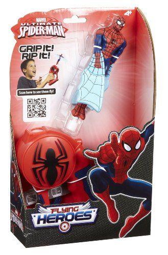 Figurina zburatoare,erou,Spiderman