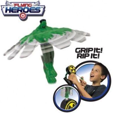 Figurina zburatoare,erou,Hulk