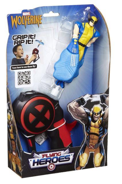 Figurina zburatoare,erou,Wolverine