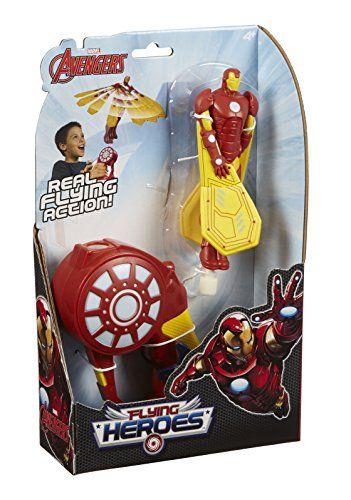 Figurina zburatoare,erou,Ironman