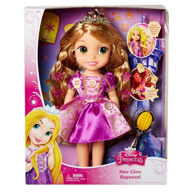 Papusa Disney Rapunzel,par magic
