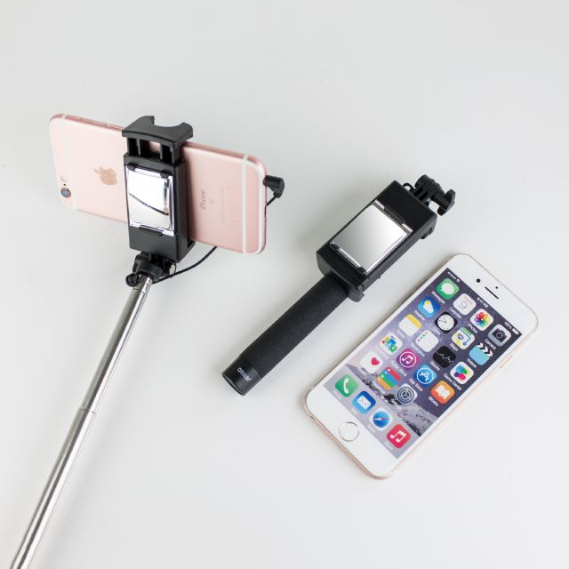Telescop selfie cu oglinda pt camera principala