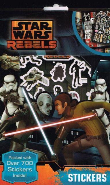 Stikere,Star Wars Rebels,set 700buc