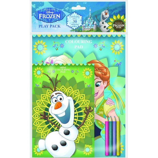 Set colorat,Frozen Fever