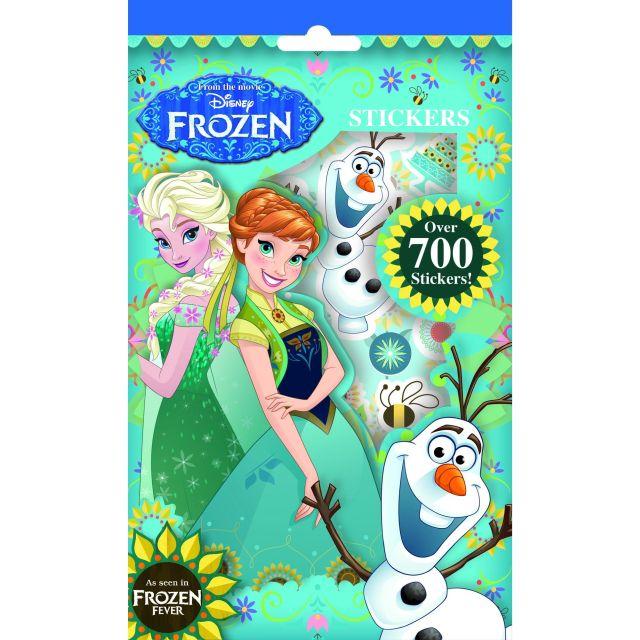 Stikere,Frozen Forever,set 700buc