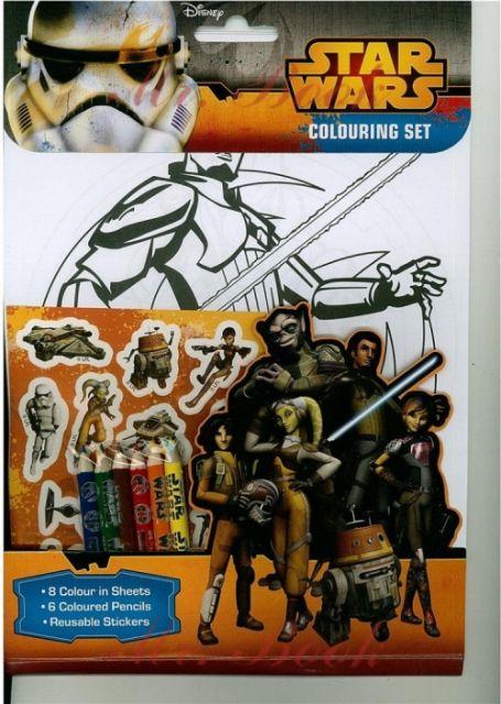 Set desen,Star Wars Rebels