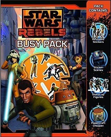 Set desen si stikere,Star Wars Rebels