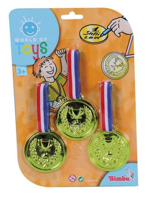 Medalie campion,3buc/set