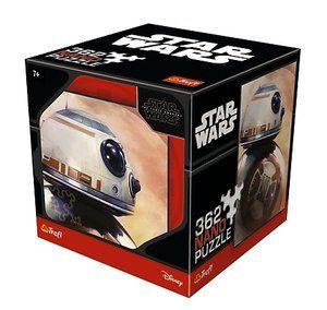Puzzle Trefl,StarWars,BB-8,Nano,362pcs