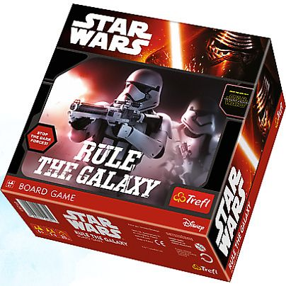 Joc Trefl,StarWars,Rule the Galaxy