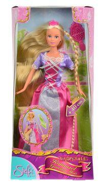 Papusa Steffi,Rapunzel,par lung,accesorii