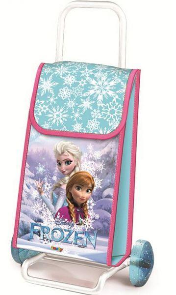 Troller cumparaturi,Frozen,Smoby