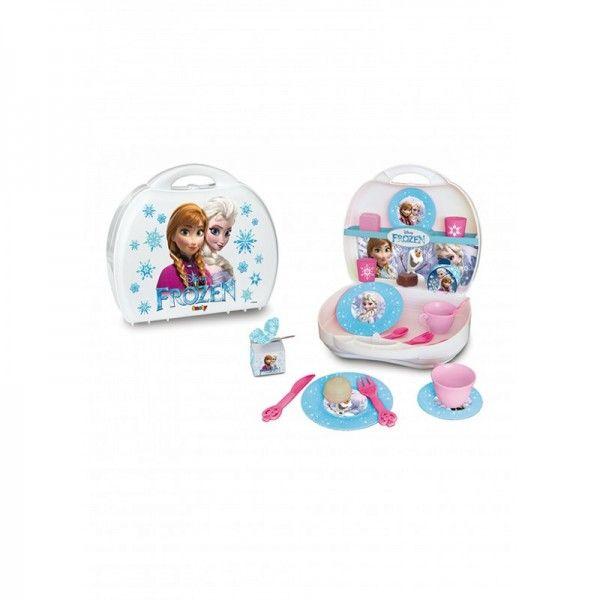 Gentuta Frozen,Yammy case,cu accesorii,Smoby