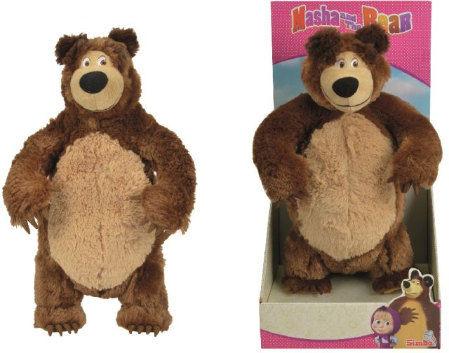 Plus Urs,Masha and the Bear,35cm