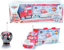 Masina Dickie,RC,Ice Racing,Turbo Mack Truck,sunete,lumini