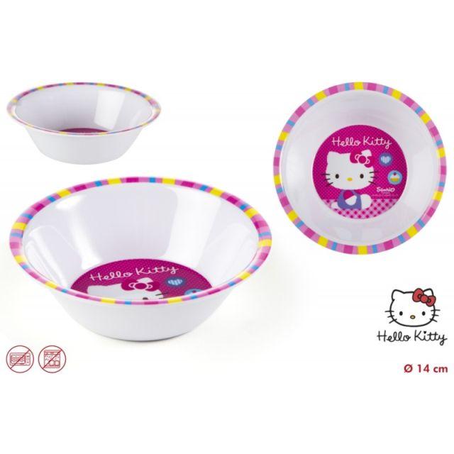 Castronas melamina,Hello Kitty