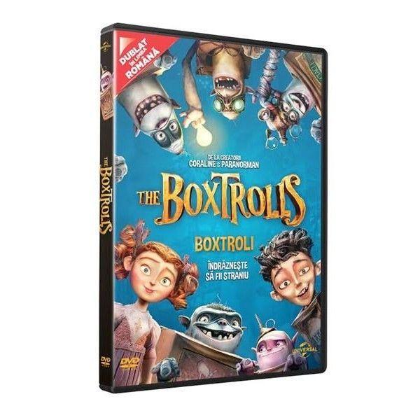 BOXTROLLS - BOXTROLI