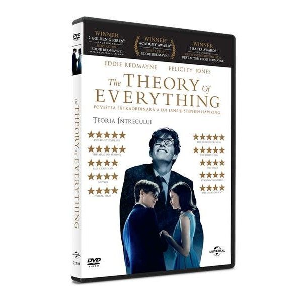THEORY OF EVERYTHING - TEORIA INTREGULUI
