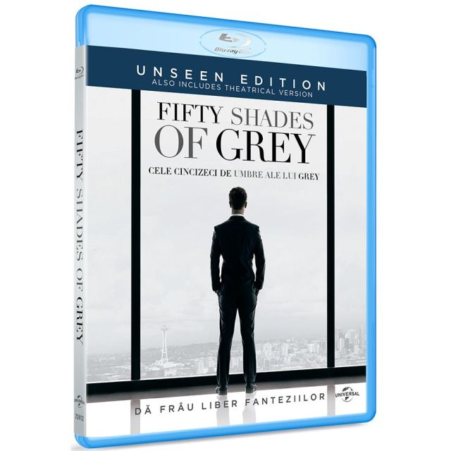 BD: FIFTY SHADES OF GREY -...
