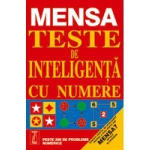 MENSA.TESTE DE INTELIGENTA CU NUMERE