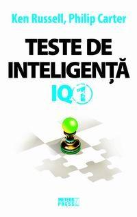 TESTE DE INTELIGENTA IQ1