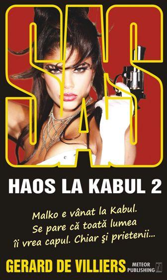 SAS 139. HAOS LA KABOUL. VOL II