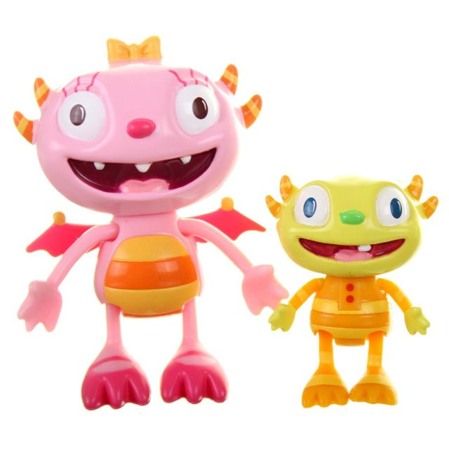 Figurina Hugglemonsters,Summer,Ivor2b/set