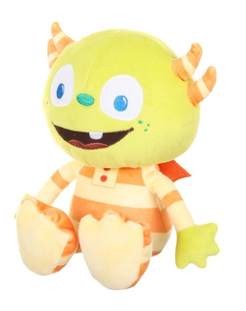 Plus Hugglemonsters,Ivor,25cm,interactiv