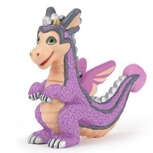 Figurina Papo,dragonita pinkie