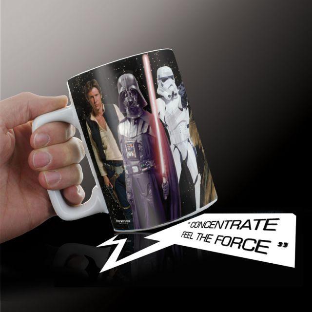 Star Wars Sound Mug