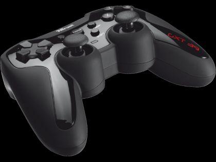 Gamepad PC&PS3 fara fir GXT39, Trust