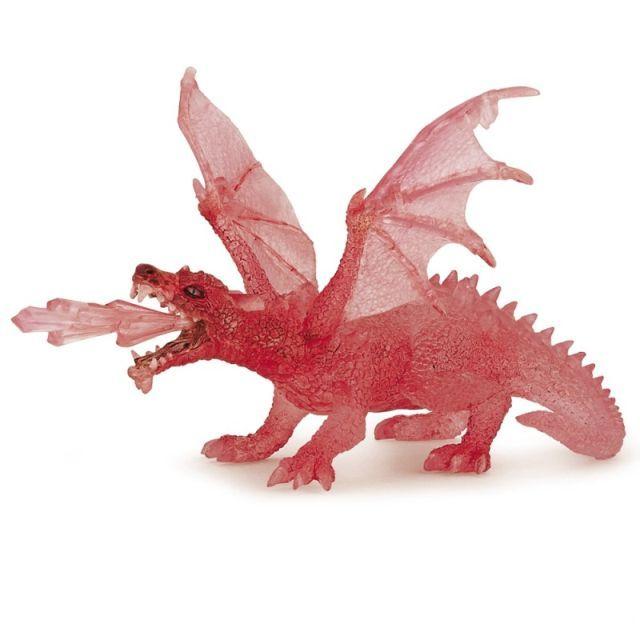 Figurina Papo,dragonul de rubin