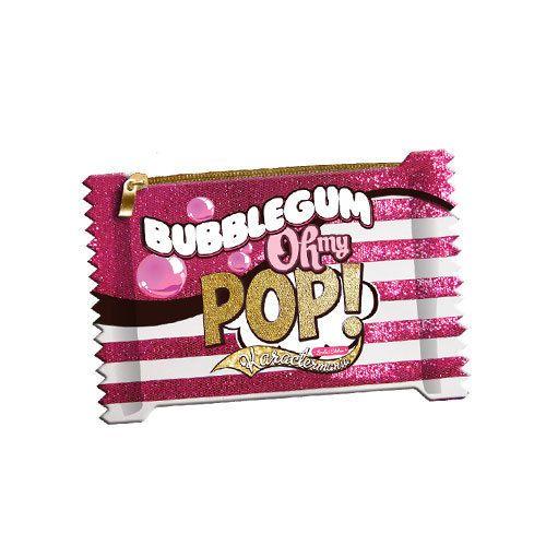 Portofel 12x9x1cm,OhMyPop Bubblegum